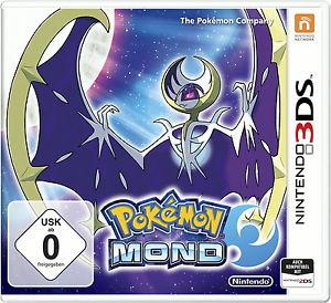 [Ebay/ Saturn] Pokémon Mond Fan-Edition mit Steelbook 29,99 €