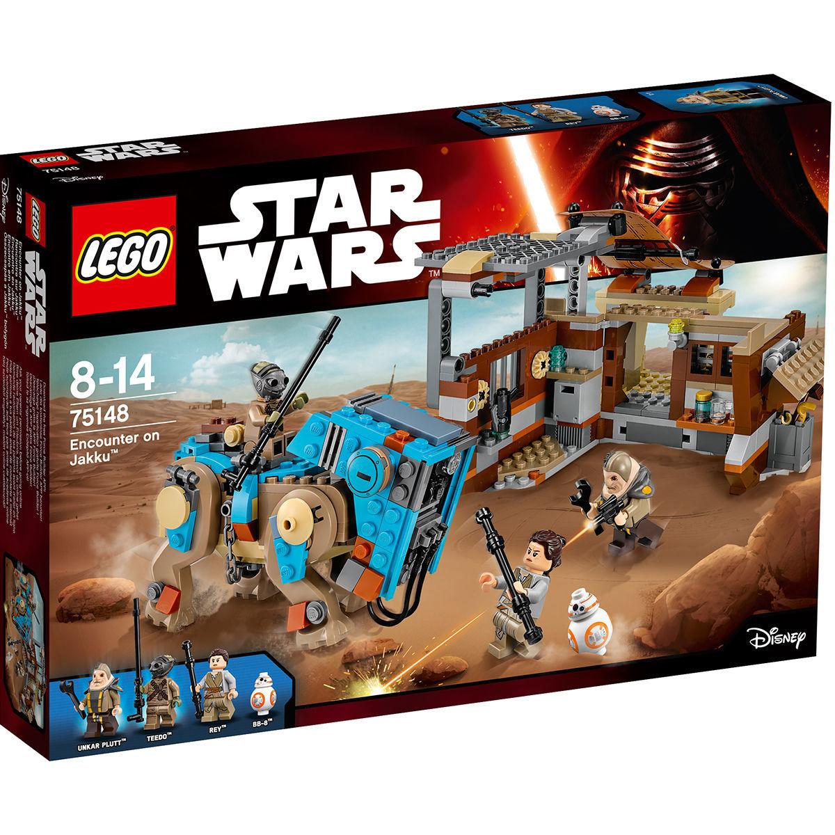 Karstadt online   LEGO® Star Wars™ Confidential_Retail 5 75148 statt für 59,99 jetzt für 39,99. Entspricht 33% oder 20 € Rabatt