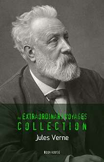 Gratis - Jules Verne: The 'Extraordinary Voyages' Collection mit 47 Werken (ebook) Kindle Edition