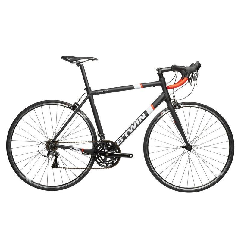 Einsteiger Rennrad für 299,- oder 599,- (mit Shimano 105 und Mavic Aksium) nur noch XS oder XL
