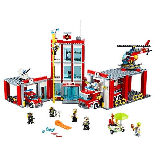 Lego City Große Feuerwehr 60110 und Lego große Flugshow 60103 für 45 EUR bei [Amazon.es]