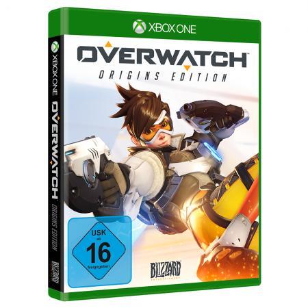 Overwatch Origins Edition für Xbox One für 31,98€ @ Redcoon