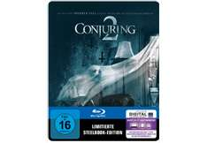 Conjuring 2 (Steel-Edition) [Blu-ray] für 12,99€ (Media Markt & Saturn)