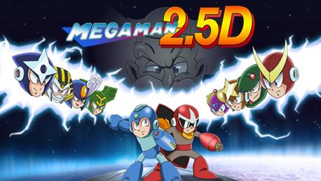 Mega Man 2.5D (PC) kostenlos