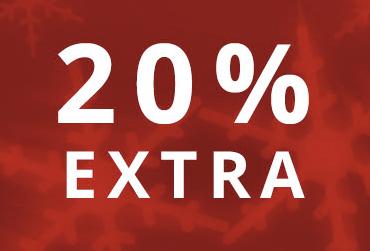 20% extra auf alle Sale Artikel bei Esprit