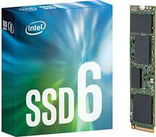 Intel 600P 1 TB, SSD M.2 (80 mm) PCIe 3.0 x4 für 257,46€ (Amazon.de)