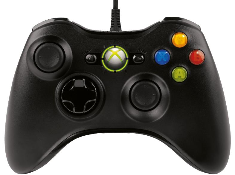 [MediaMarkt] Xbox 360 Controller - Kabelgebunden - 25€ incl VSK