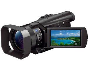 Top Camcorder Sony CX900E mit 1080/50p und 20.0 Megapixel