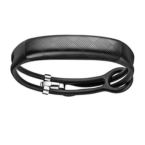 [Amazon] Jawbone UP2 Bluetooth Aktivitäts-/Schlaftracker-Armband (für Apple iOS und Android) black diamond