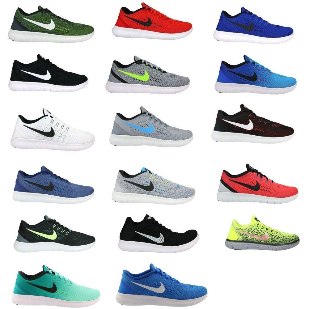 Nike Free RN Run Schuhe Laufschuhe Running Fitness Turnschuhe Sneaker Herren? für 69,95€