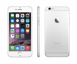 Apple Iphone6 16Gb Silber Neuwertiger Zustand.