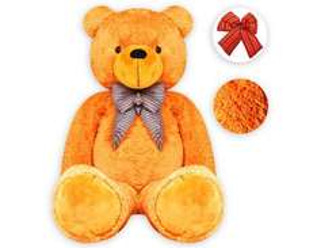 KIDIZ® Teddybär, Kuscheltier in versch. Farben & Größen (1-2 m)