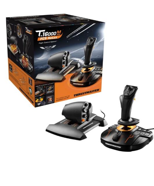 [ALTERNATE@ebay] Thrustmaster T.16000M HOTAS ~ 95€