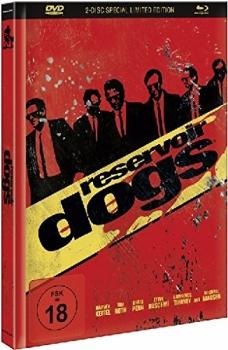 Reservoir Dogs [Blu-ray + DVD] [Limited Edition] für 8,93€ (Alphamovies)