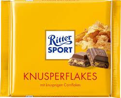 [Globus] Ritter Sport Tafelschokolade, versch. Sorten für 0,59 Euro