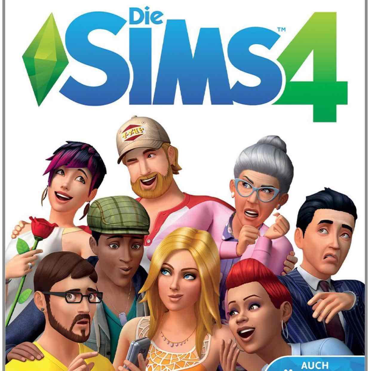 Sims 4- Origin Download- Angebot
