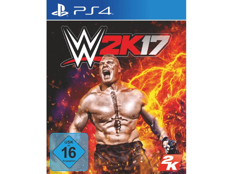 WWE 2K17 (PlayStation 4 & Xbox One) für 27,99€ (Saturn)