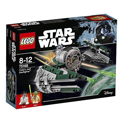 [Amazon Prime] LEGO® Star Wars 75168 Yoda's Jedi Starfighter™