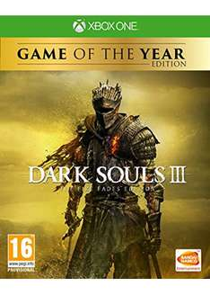 Dark Souls 3 The Fire Fades – Game of the Year Edition (Xbox One & PS4) für 42€ inkl. VSK vorbestellen (Base.com)