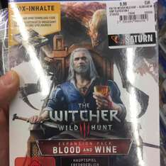 [Lokal] Berlin Saturn Eastgate The Witcher 3 Blood and Wine Expansion Pack PS4