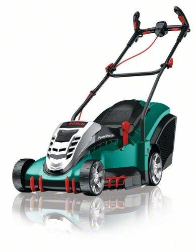 Bosch DIY Akku-Rasenmäher Rotak 43 LI (2 Akkus 2,6Ah, Ladegerät, Grasfangbox 50 l, 36 V) für 401,93€ [Amazon]
