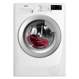 (real) AEG Waschmaschine L68470VFL A+++ 7KG