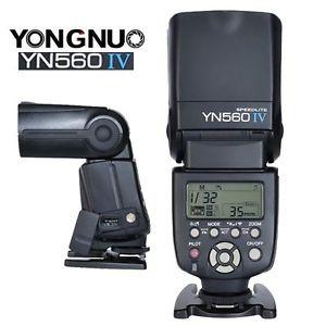 [ebay] Yongnuo YN-560 IV Canon/Nikon für 57€