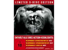 {Saturn Online Offers] The Expendables Trilogy (Limited Steelbook Edition) - (Blu-ray) für 16,99€ Versandkostenfrei