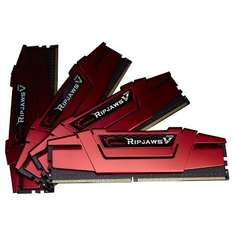 [Amazon.fr] G.Skill RipJaws V rot DIMM Kit 64GB | DDR4-3000 | CL15-15-15-35 | PVG 505,95 EUR