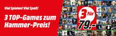 3 Spiele für 79€ bei [Mediamarkt.at] - z.B. 2x Call of Duty: Infinite Warfare - Legacy Edition + Watch Dogs 2 (jeweils PS4) für 89€ inkl. Versand nach DE