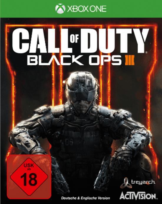 Call of Duty: Black Ops III (Xbox One) für 19,96€ & Call of Duty: Black Ops III (PC) für 14,99€   (Gamestop)