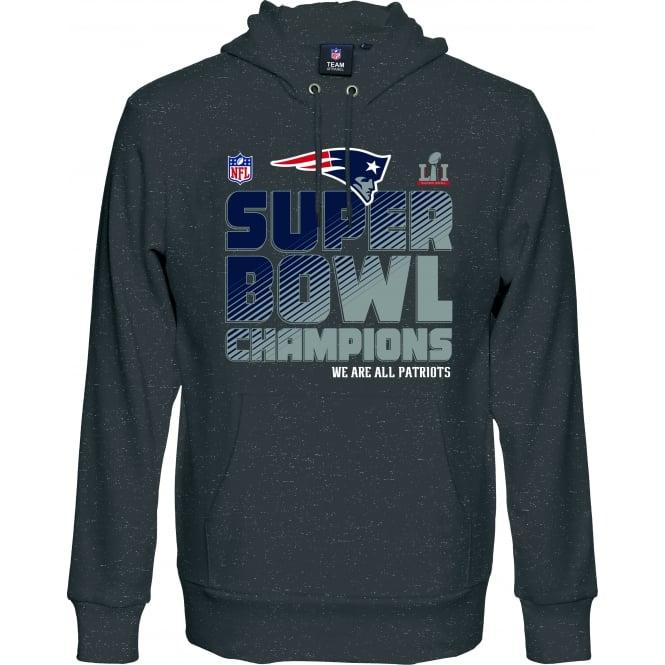 New England Patriots Super Bowl 51 Champions Hoodie & T-Shirt