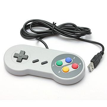 [banggood.com] SNES USB Controller für 1,88€
