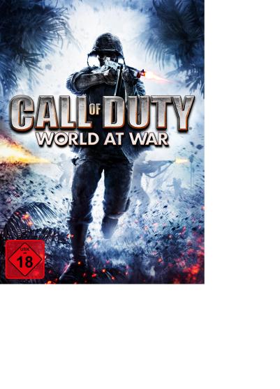 gratis: Call of Duty: World at War [PC Code - Steam]  Preisfehler @ Amazon