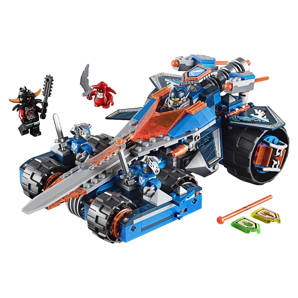LEGO Nexo Knights - 70315 Clays Klingen-Cruiser