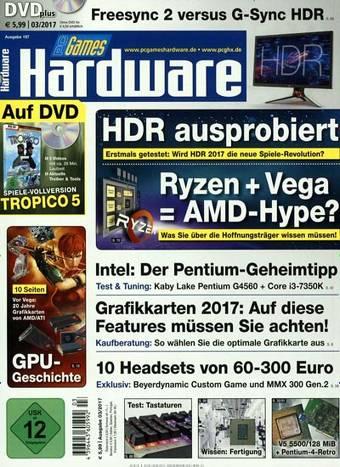 (leserservice.de) 6 Monatsabo PC Games Hardware mit DVD für 25,85€ + 8€ Leserservicegutschein von abosgratis+ 1500 Paybackpunkte für effektiv 2,85€