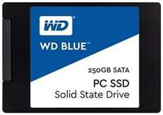 Western Digital Blue SSD 250GB 2.5 für 79,98€ @ Computeruniverse