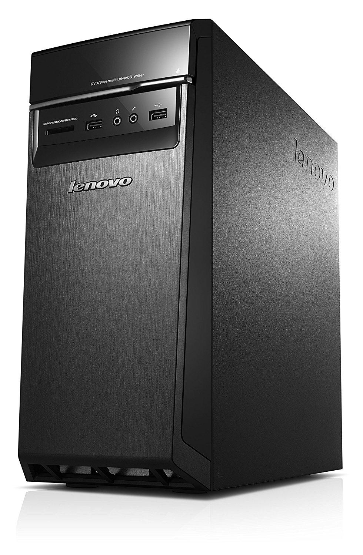 Lenovo IdeaCentre H50-55 (90BF004KGE) für 340,99€ @NBB - Desktop-PC