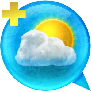 (Android)  Weather 14 Pro im  DealOfTheWeek - 95% für 10 Cent statt 1,99€