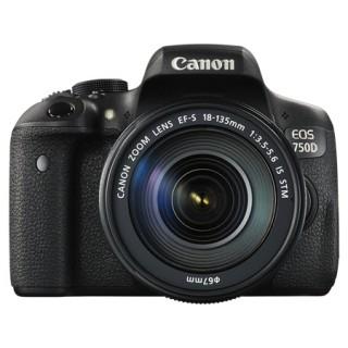 [Expert] CANON EOS 750D + Objektiv 18-55mm IS STM