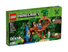 Lego Minecraft - Das Dschungel-Baumhaus für 62,26€ (Amazon.co.uk)