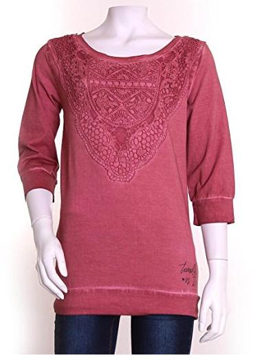 Tumble n dry Mädchen Sweatshirt 3/4 für 14,99 € + gratis Versand statt 34,95 € auf amazon.de