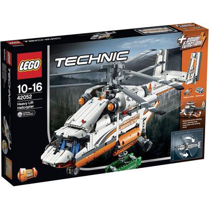 [Karstadt] LEGO Technic 42052 Schwerlasthubschrauber für 84,94€ (79,99€ bei Filiallieferung)