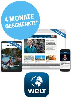 4 Monate WELTplus Gold Paket i.W.v. 119,96€ für Telekom Mobilfunk- & Festnetzkunden gratis