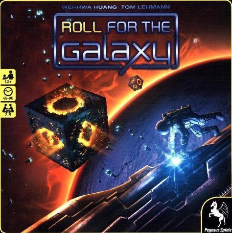 [buecher.de] Brettspiel: Roll for the Galaxy + 100 TFT/LCD-Reinigungstücher