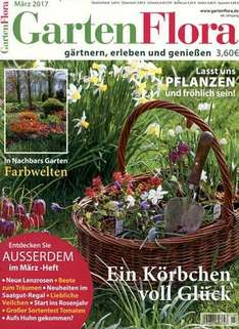 [Leserservice] GartenFlora im 6-Monatsabo für 2,90€ durch 1500 Paybackpunkte