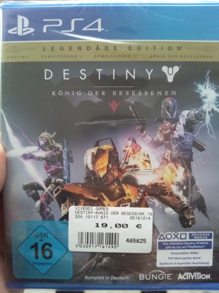 Destiny Legendäre Edition (Lokal Bonn Expert)
