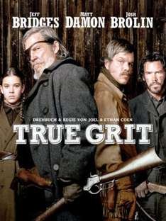 True Grit als Digitale Kopie bei Amazon Prime