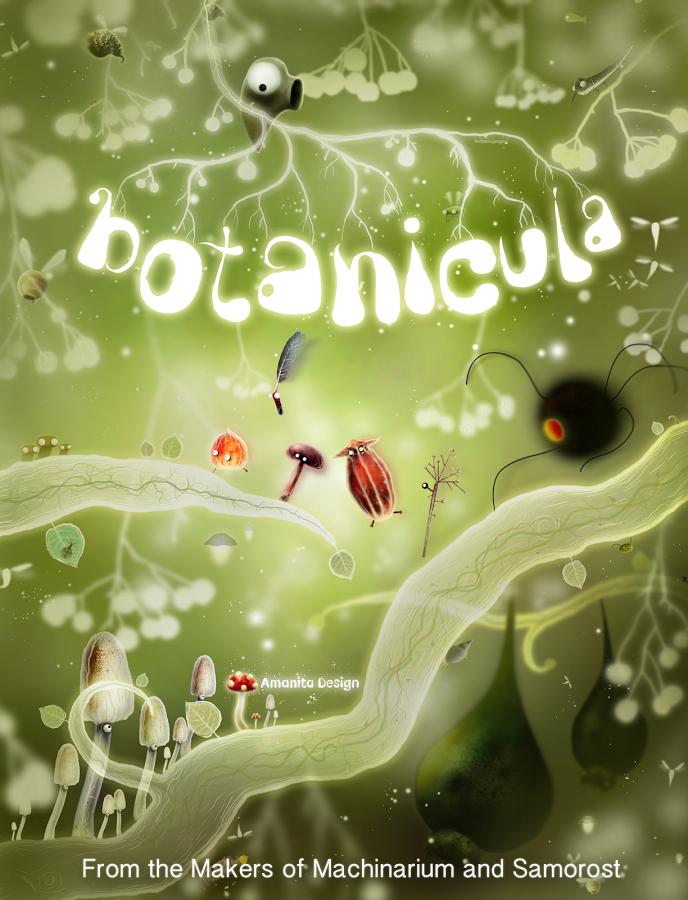 Botanicula für 95 Cent @ Google Play