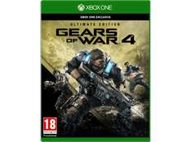 Gears of War 4 Ultimate Edition (Xbox One) für 45 €